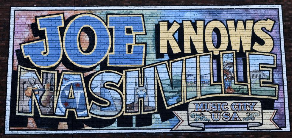 Tennessee whisky, hokej imuzyka country– witamy wNashville