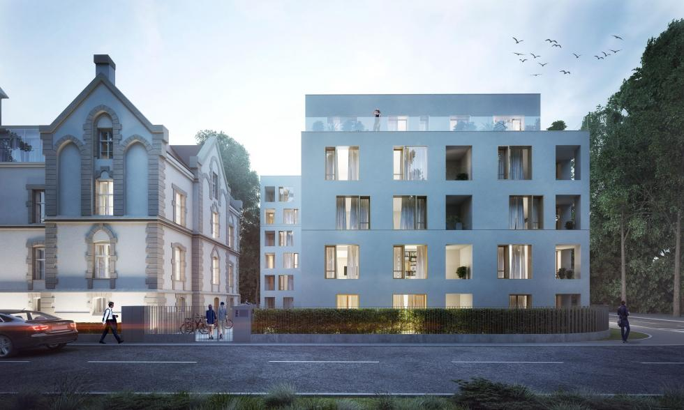 Ogrody Graua iGrota 111 – nowe projekty mieszkaniowe weWrocławiu