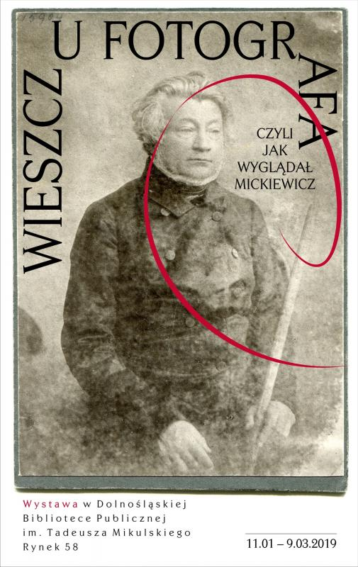 Wieszcz ufotografa, czyli jak wyglądał Mickiewicz
