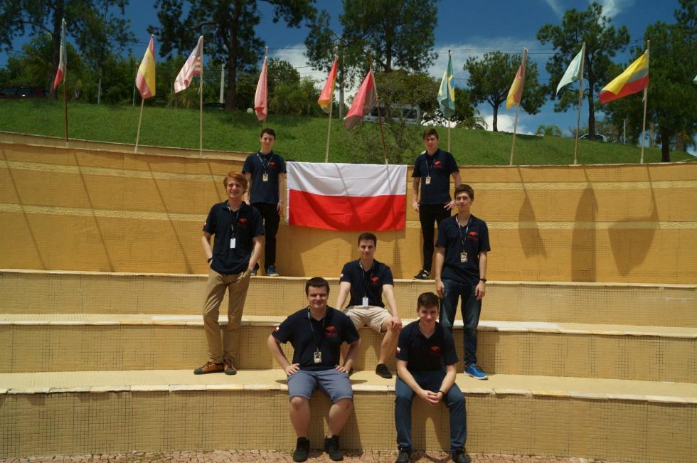 Medalowe występy studentów PWr wUSA iBrazylii