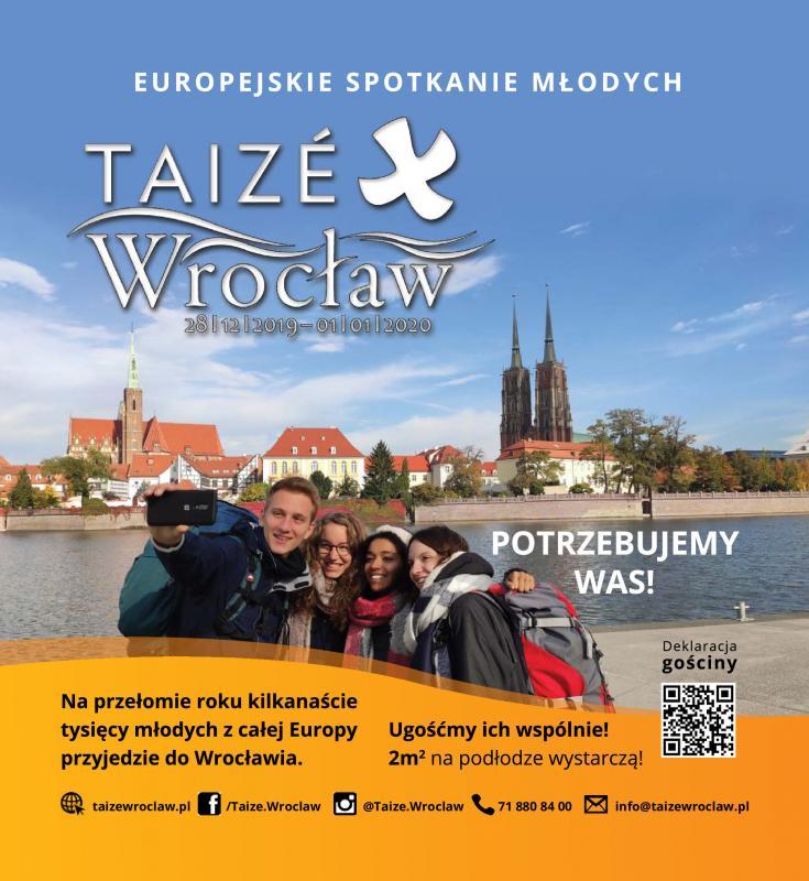 7100 miejsc, aby ugościć uczestników Europejskiego Spotkania Młodych