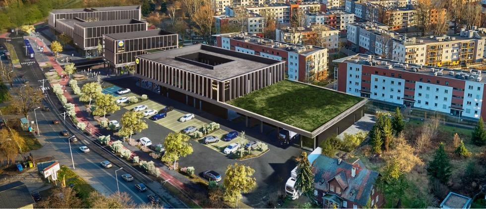 Rusza budowa centrum handlowego Swoja Olimpia na Swojczycach