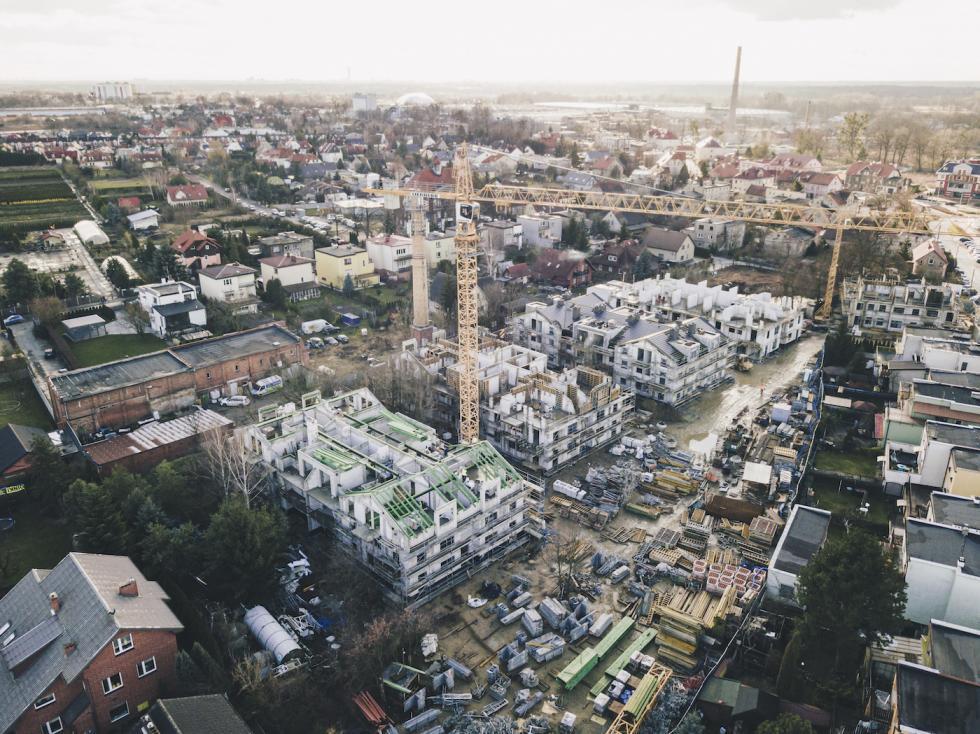 Wrocław: Nova Stoczniova osiągnęła swoją wysokość konstrukcyjną