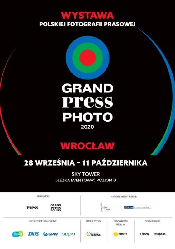 Grand Press Photo 2020 wSky Tower: wystawa 266 najlepszych zdjęć prasowych