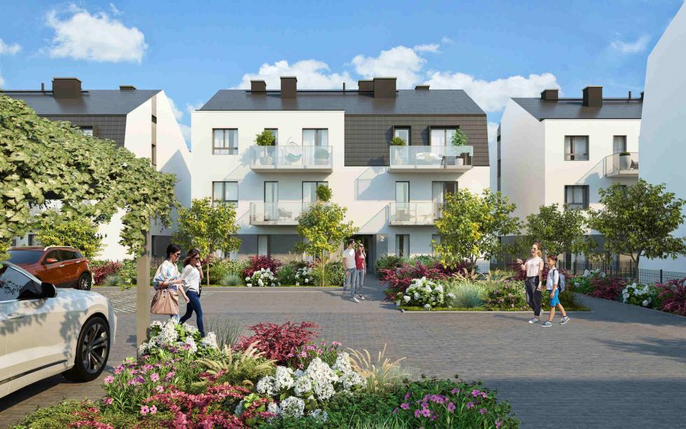 Nowa inwestycja weWrocławiu – Apartamenty Ołtaszyn już wsprzedaży