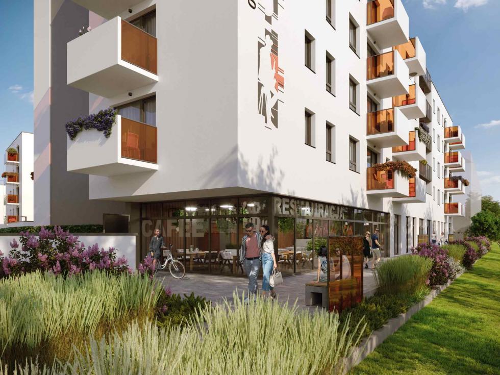 Nowe mieszkania na wrocławskim Jagodnie