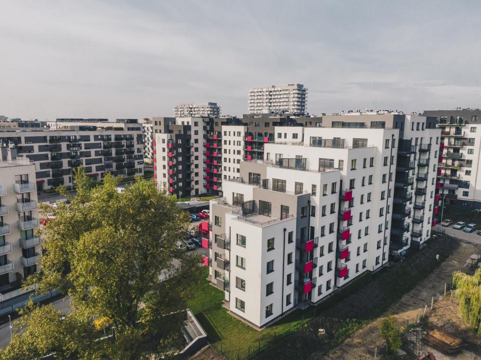 Ostatnie mieszkania wOsiedlu nad Odrą